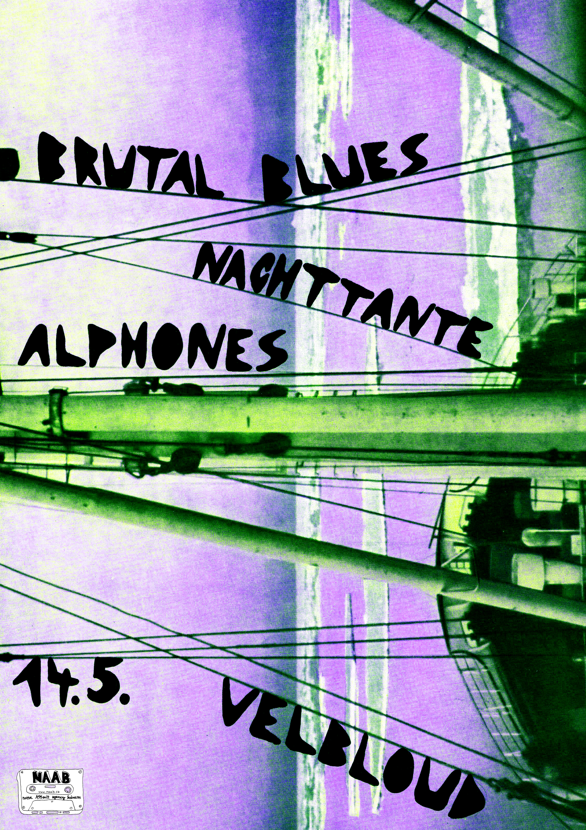 brutal blues nachttante